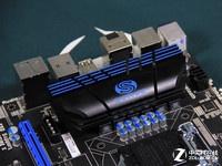 超频游戏板 蓝宝石Z97A卖场售799元