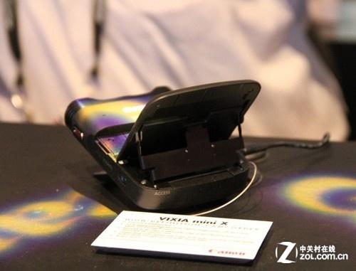 音质是重点 佳能LEGRIA mini X售2299元