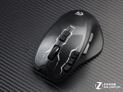 罗技 G700s黑色 外观图