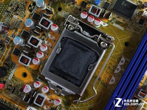 磐英BG6 CPU插槽图