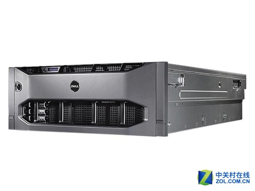 戴尔 PowerEdge R910(Xeon E7-4807*2/16GB/2*300GB)配置下,日前商家对其进行促销。原价34000元,现在仅售32300元,购买即送DELL22寸液晶显示器或英特尔120G固态硬盘。促销日期为本月15日至8月31日止。有兴趣的朋友不妨联系下商家。 配置方面,这款服务器采用4U机架结构设计,配置两颗主频为1.