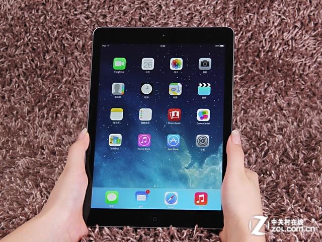 苹果 ipad air 外观图 高清图片