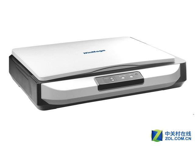 效率品质兼顾 影源M2480快速平板扫描仪