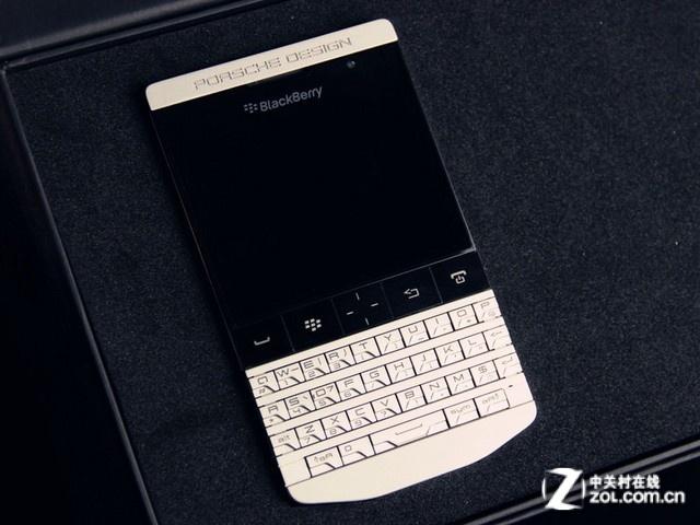 全键盘奢华商务 黑莓 P'9981北京报5680