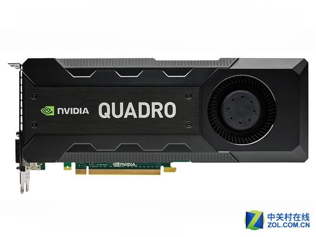 绘图显卡 NVIDIA Quadro K5200售4999元