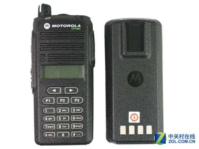 应用广泛 摩托罗拉CP1660仅售1232元