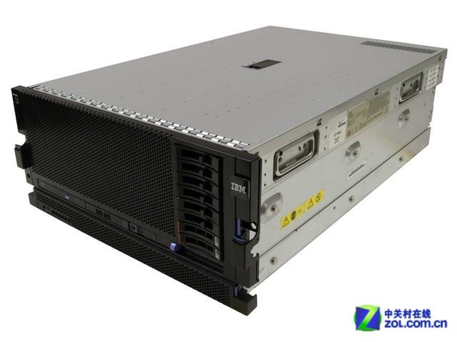 配置丰富 System x3850 X5售价69600元