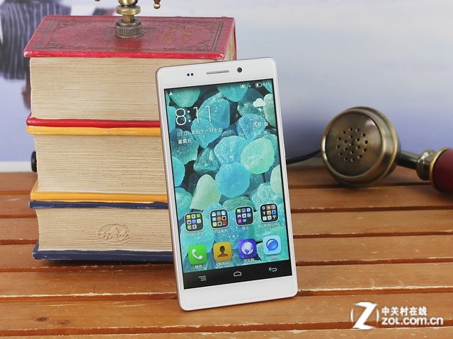 5.5英寸超薄八核 先锋手机K68w仅售1390