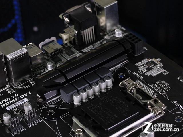 技嘉GA-B85-HD3 细节图