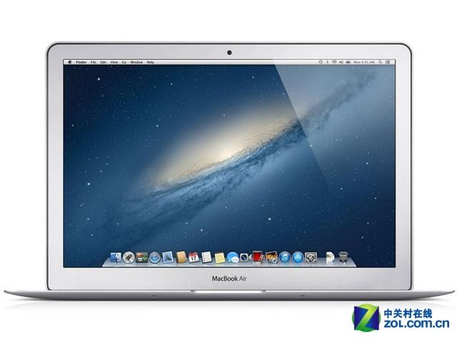强悍可靠 苹果MacBook Air售价4399元