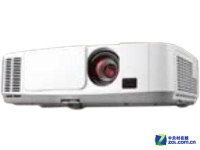 NEC高亮宽屏工程投影机P401W+年底促销