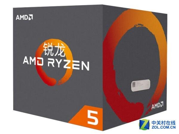 装机特价 AMD 处理器R5 2400G售1199元
