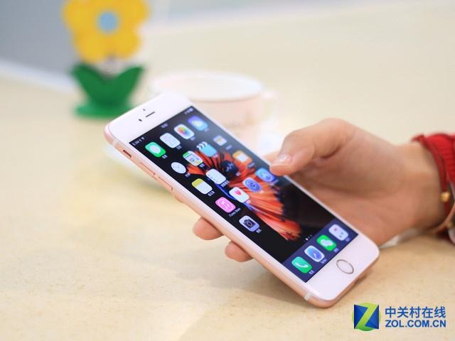 果粉最爱 苹果iPhone 6s Plus报价6000