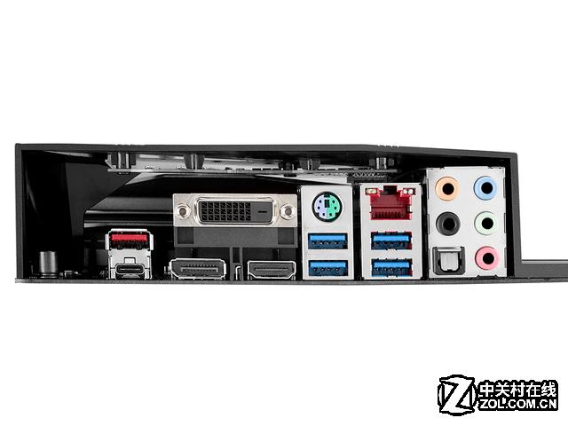 猛禽来袭 STRIX Z270F GAMING售1799元