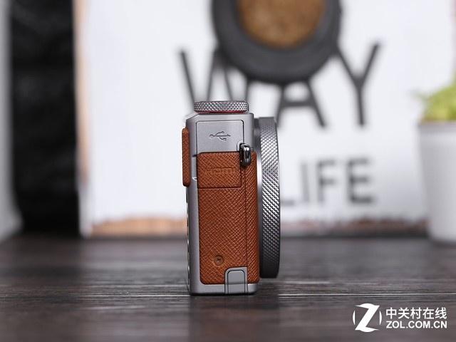 口袋中的高画质 佳能G9X II使用很方便