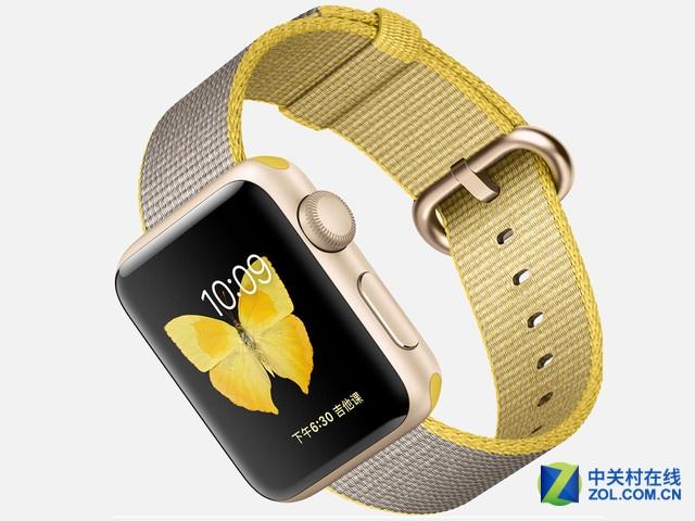 多款Apple Watch型号卖空 新表带或到来