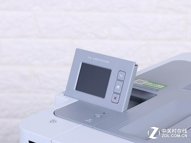 高效彩印 兄弟HL-L9310CDW彩机评测