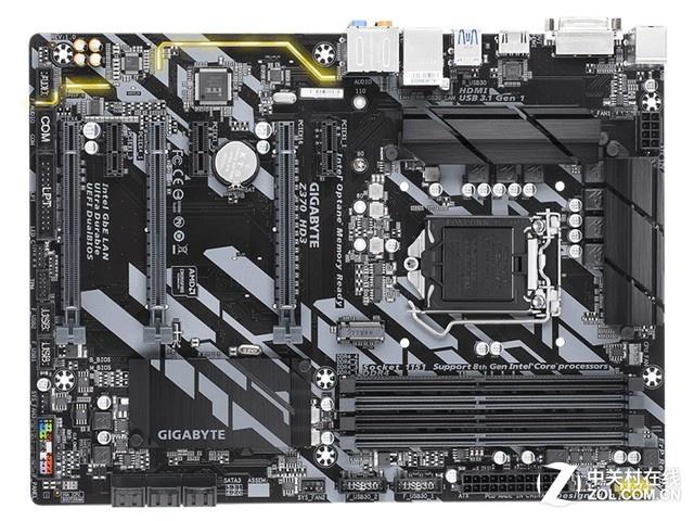 装机特价 技嘉主板Z370-HD3售价1049元