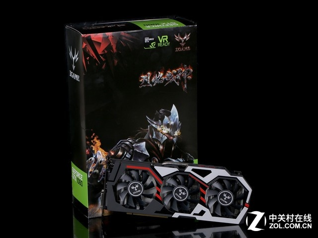 装机特价 七彩虹GTX1060 6G售价2079元
