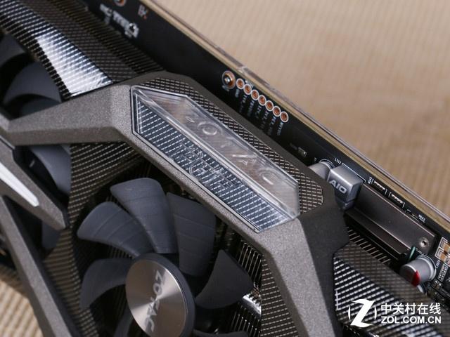 显卡评测总结_索泰 GeForce GTX 1080-8GD5