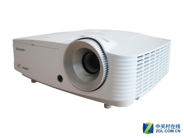 便捷设计 夏普XG-H55XA投影仪售5399元