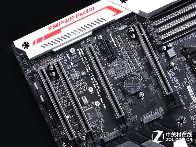 i7-6950X好搭档 技嘉展出旗舰级X99主板