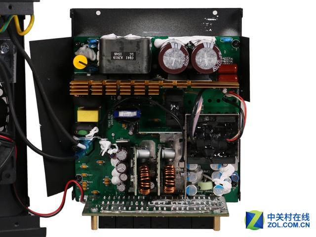 800w atx电源电路图