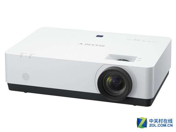 4200流明亮度 索尼EX340投影报价6900元