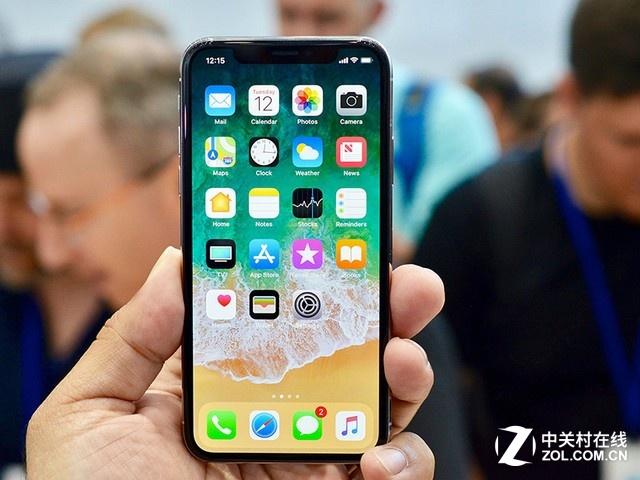 iPhoneX产量提升至每周40万部 购买有望