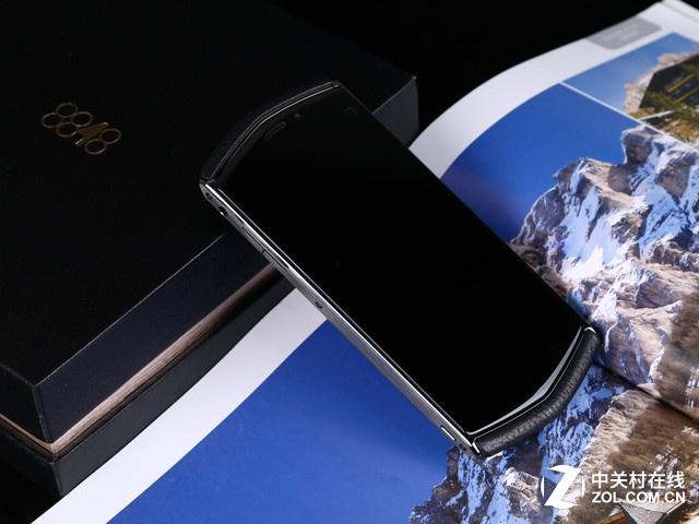 高端商务 8848钛金手机商家报价9999元