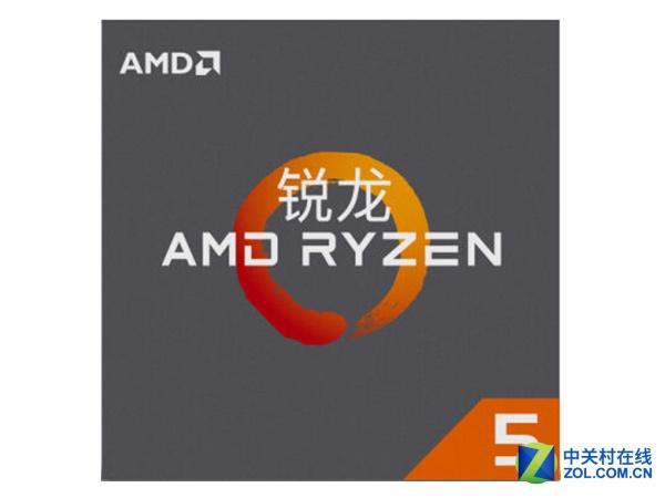 战全系i5 锐龙 Ryzen 1500X京东开售