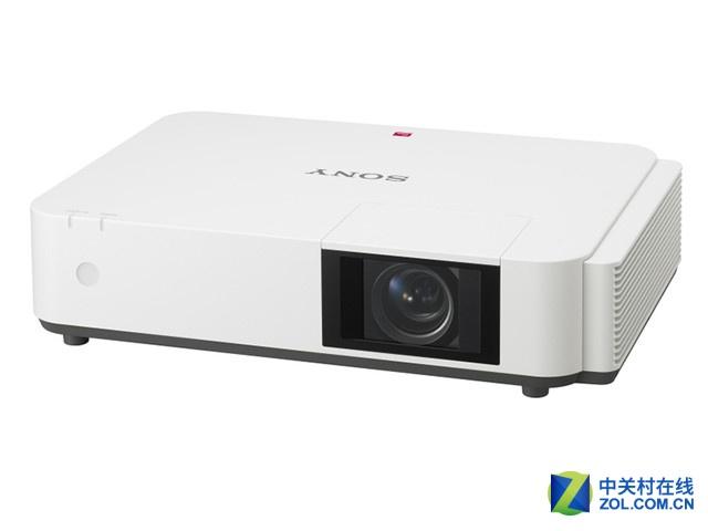 噪音极低 索尼VPL-P500WZ售价29550元
