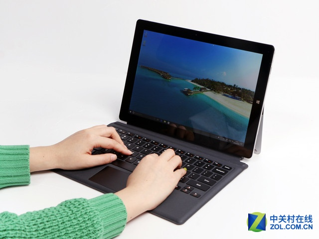 升级酷睿七代 台电X5 Pro二合一平板评测