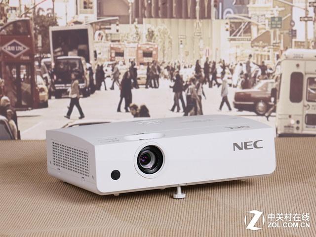提高办公室的气质 NEC高亮商务投影推荐