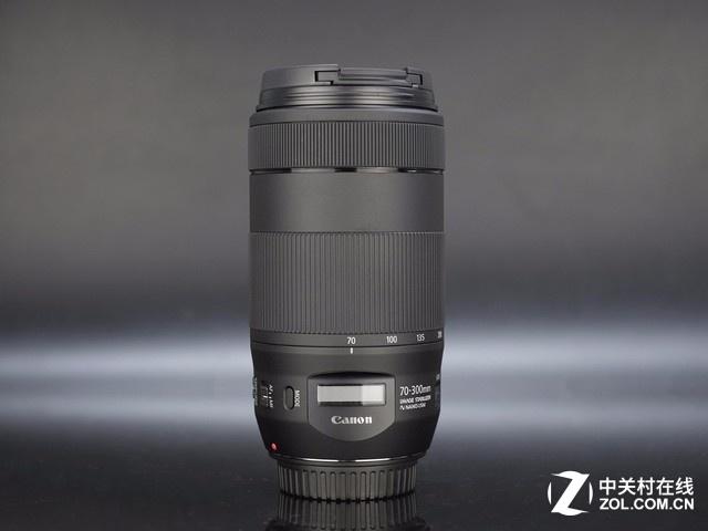 万能长焦镜头 佳能70-300mm IS II热销