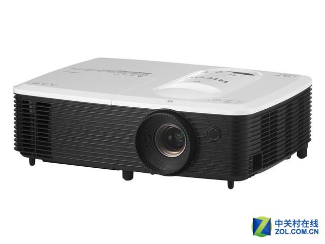 配置主流 理光PJ HD901售价9600元