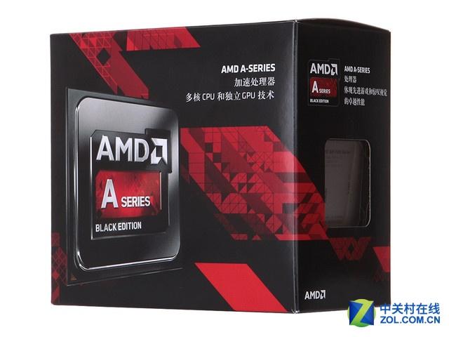 更低功耗 AMD A10-7860K京东售价799元