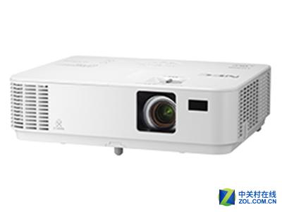 方便携带 NEC CD1100X投影机售价2599元