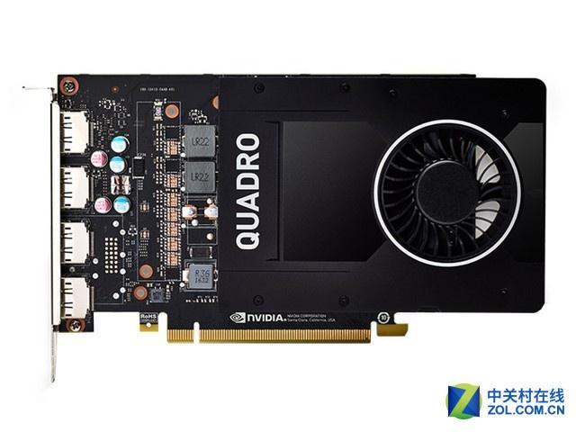 顶尖性能 丽台Quadro P2000售价2299元